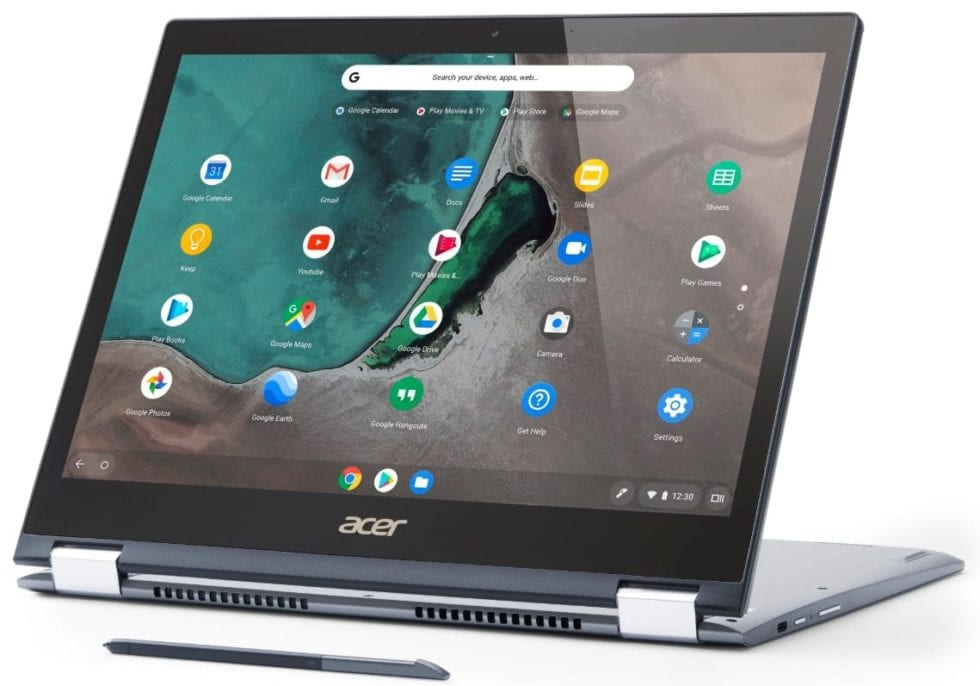 Acer Spin 13 Chromebook Need Specs