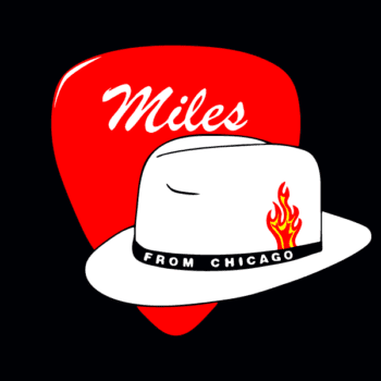 Album Cover Art for Miles From Chicago