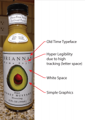 Branding And Psychology Briannas Salad Dressing