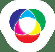 CMYK and RGB Graphic Design