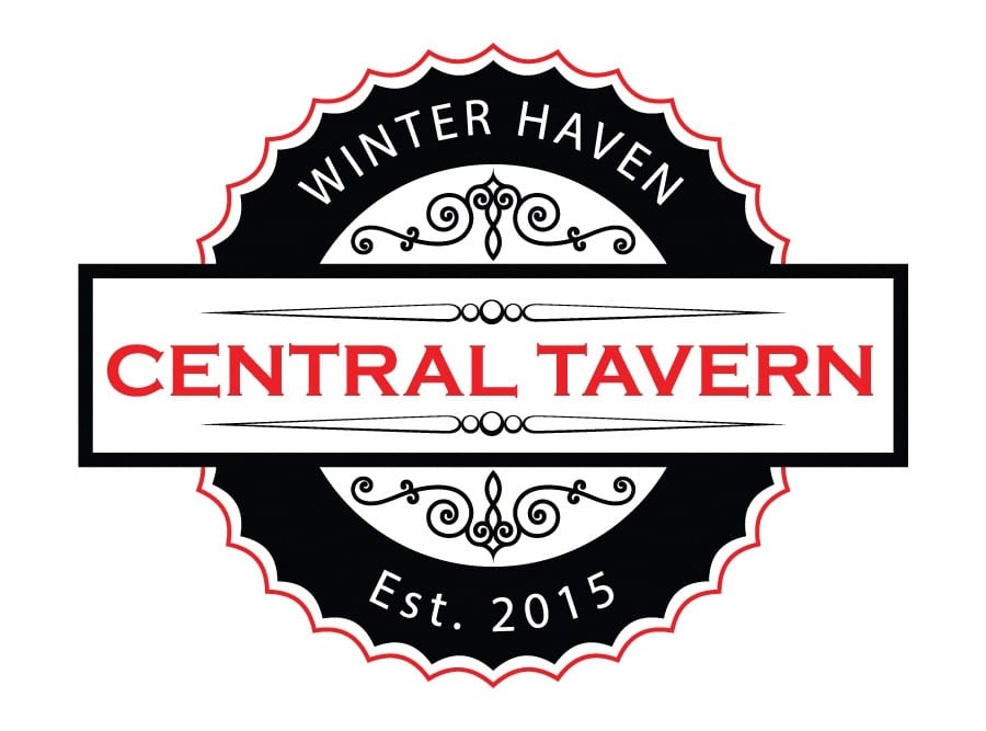 Central Tavern in Winter Haven - Logo Designed by Frank's Designs
