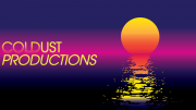 Coldust Productions Vector Logo