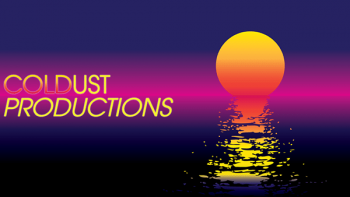 Coldust Productions Vector Logo