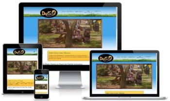 Custom Website Design for Dakin Dairy Farms