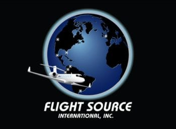 Vector Logo for Flight Source International