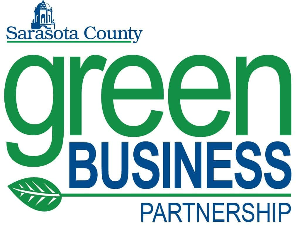 Sarasota County Green Business Partnership Logo