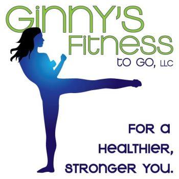 Ginnys Fitness Logo