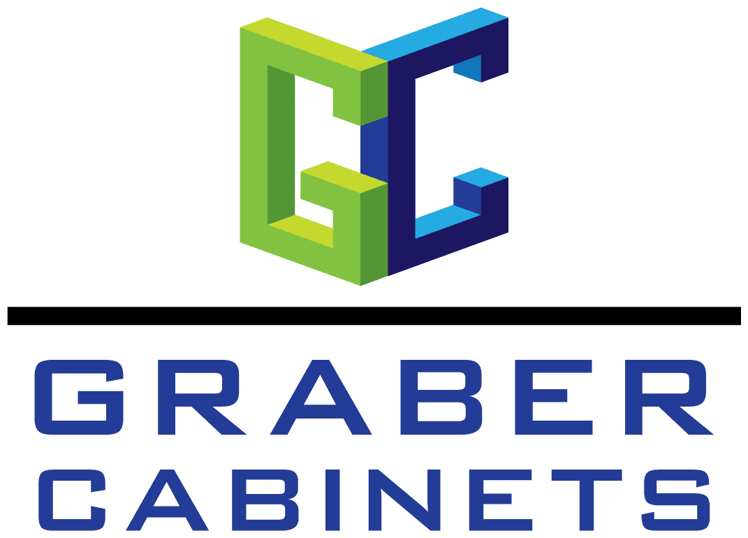 Graber Cabinets Logo Stacked