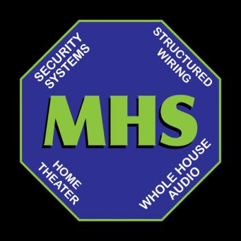 MHS Security - Vector Logo