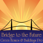 Logo Design for Green Homes & Buildings Pro - a Sarasota Business