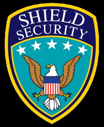 Vector Logo Design for Shield Security
