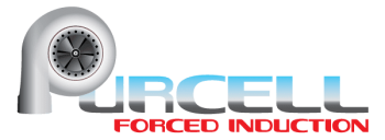 Vector Logo for Purcell Turbo