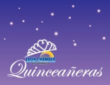 Quinceañeras Event Postcard