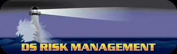Vector Logo design for DS Risk Management in Sarasota