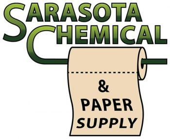 Vector Logo for Sarasota Chemical & Paper Supply