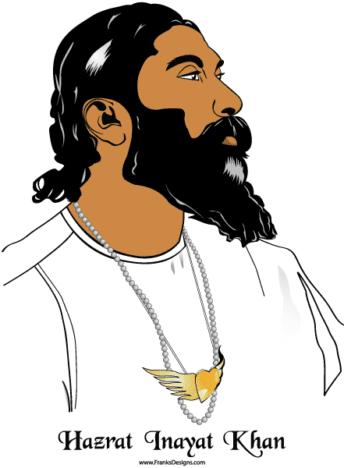 T-shirt Design Illustration of HIK