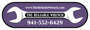 Vector Logo Design - The Reliable Wrench