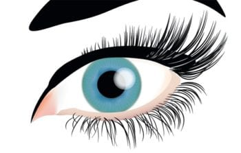 Vector Illustration - Eye