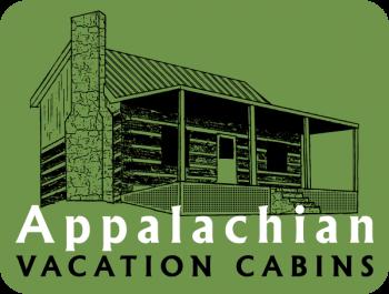 Vector Logo for Appalachian Vacation Cabins