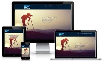 WordPress Tech Guru WPTechGuru.com Responsive Mockup